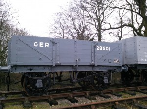 GER 5-plank No. 28601