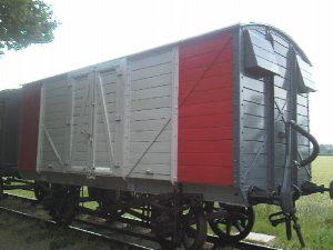 GER fitted van