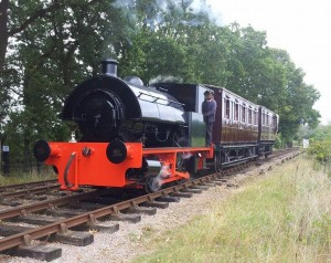 Bagnall 0-4-0ST w/no. 2565 at the 2914 Light Railway Gala