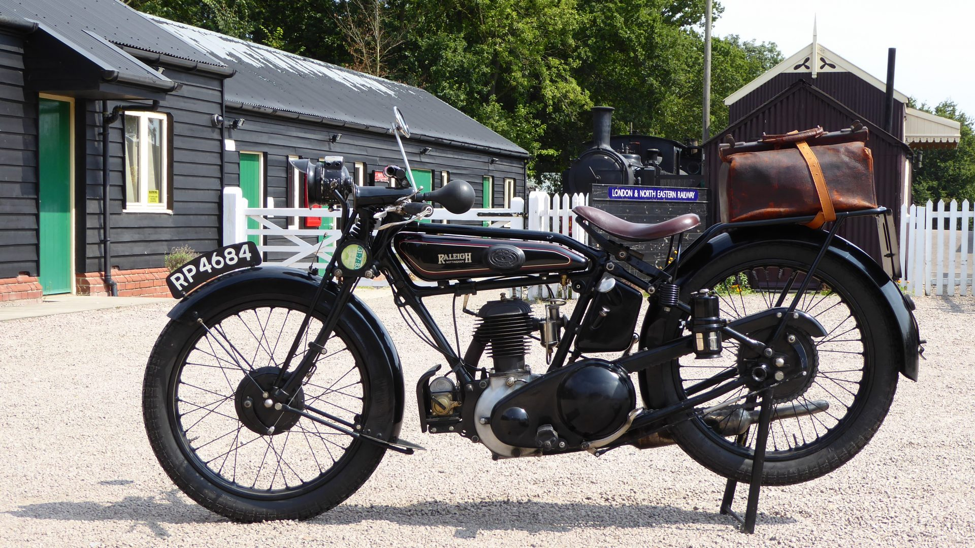 Norwich Vintage Motorcycle Club to visit Middy on Dennis Day